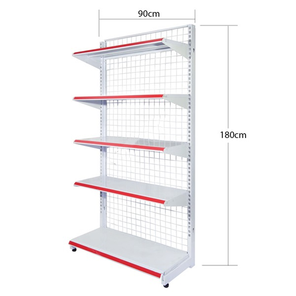 mẫu kệ đơn lưới 180x90 5 tầng