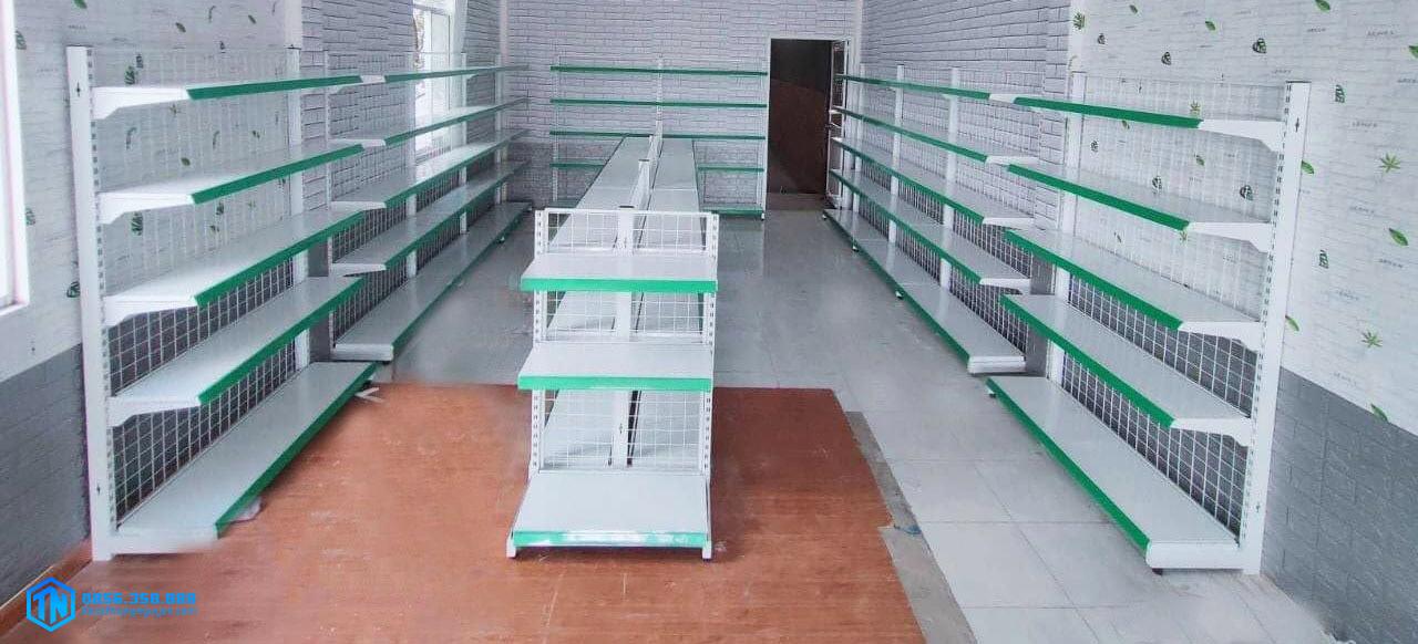 Sản phẩm kệ sắt uy tín chất lượng tại Việt Nam
