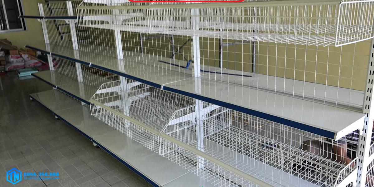 Kệ trưng bày mì gói mới nhất, bền và giá rẻ